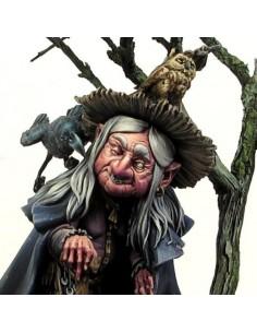 La vieille sorcière