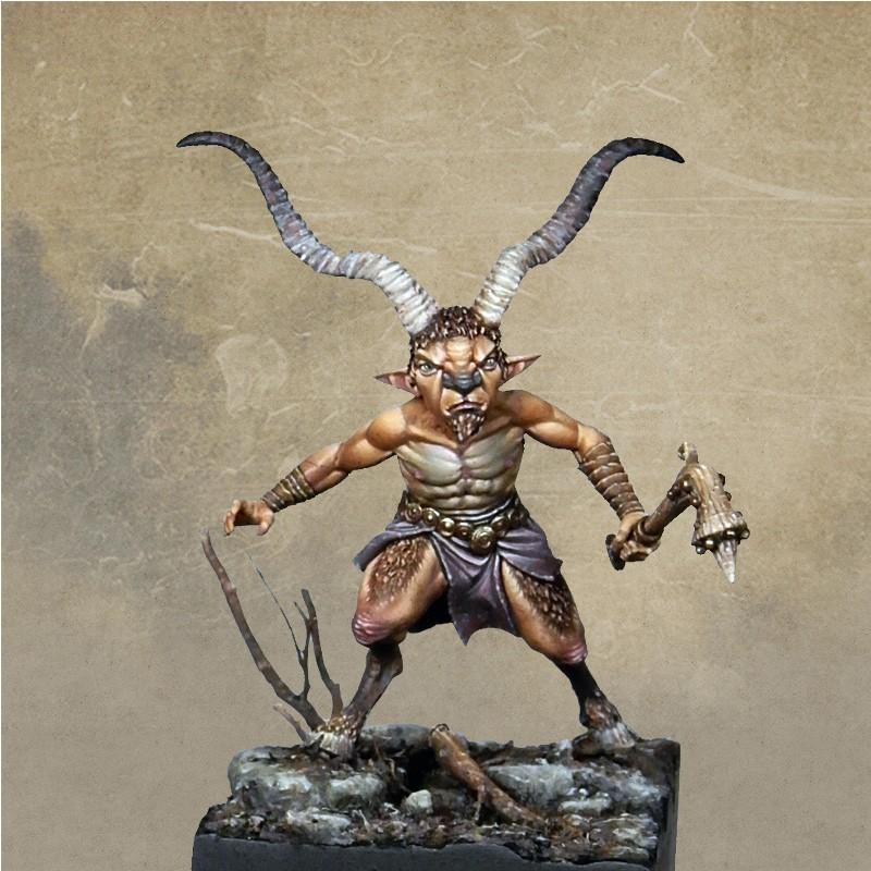 SATRYAS the faun