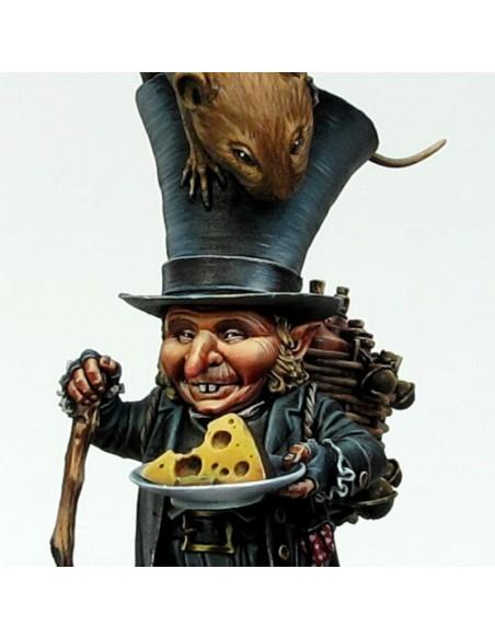 la souris et son maître