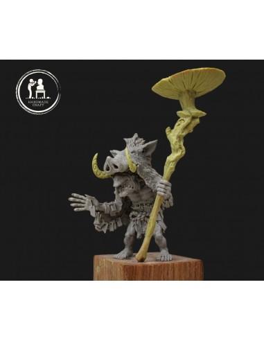 ARSNIK the shaman