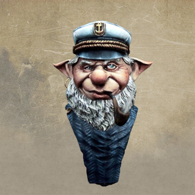 """""""The old captain"""""""